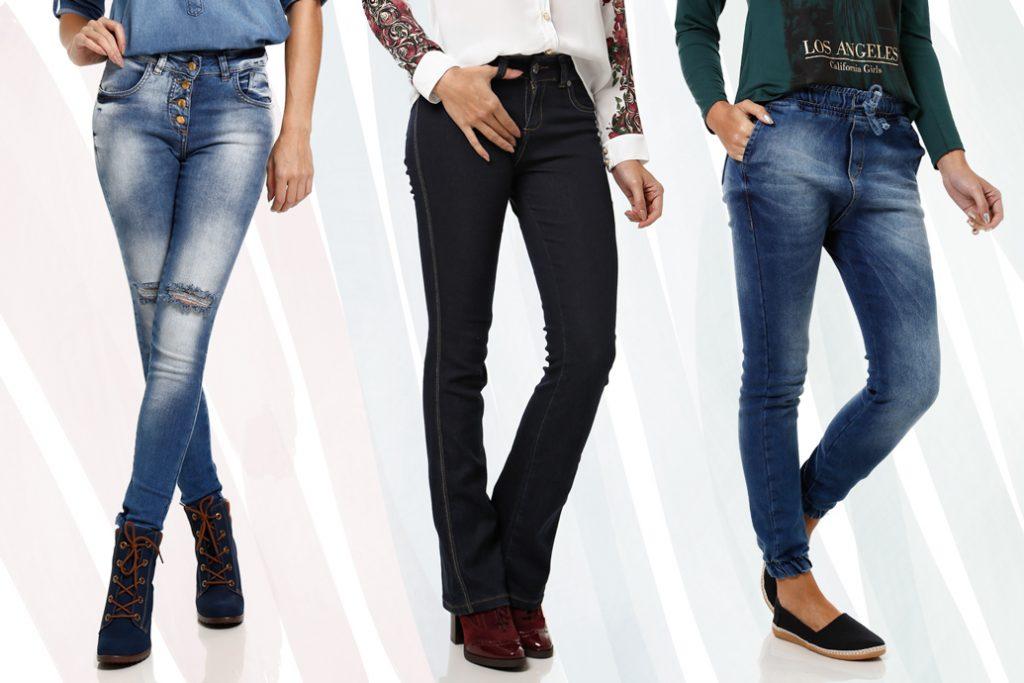 Calça Jeans Lojas Pompéia
