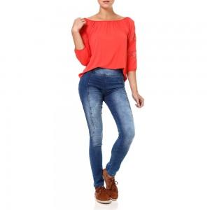 lojas pompeia calça jeans jegging
