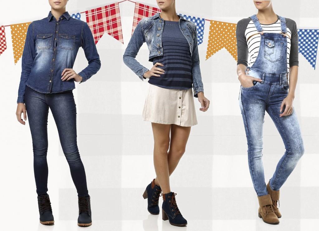 jeans festa junina