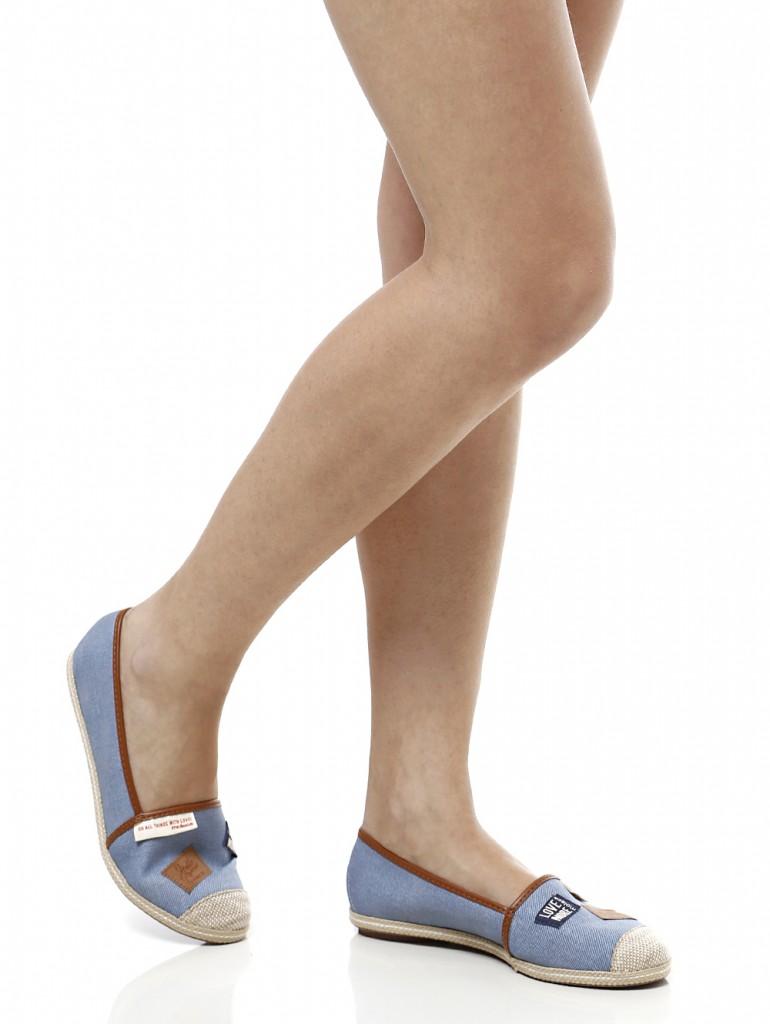 sapatos flat alpargata lojas pompeia