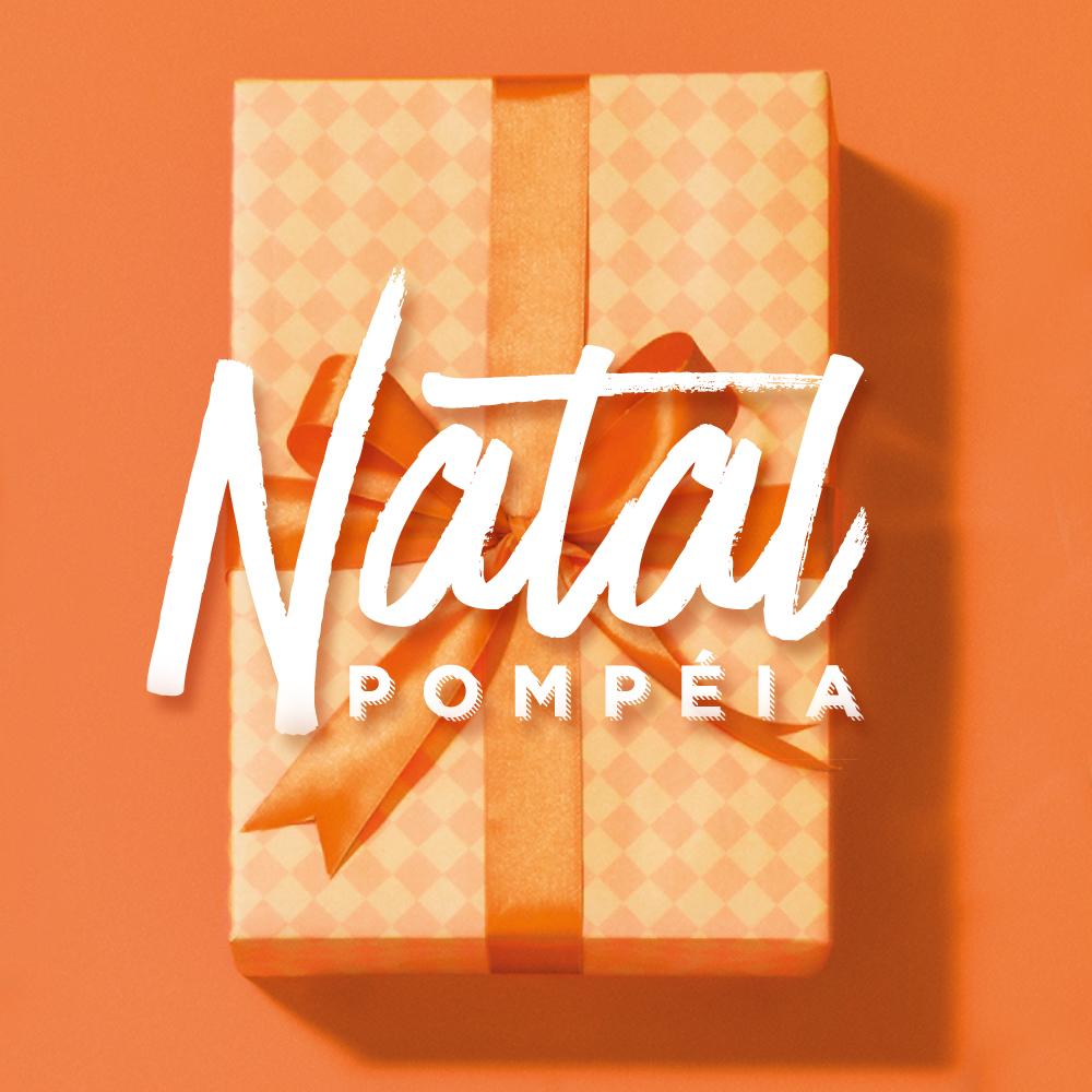 amigo secreto natal pompeia