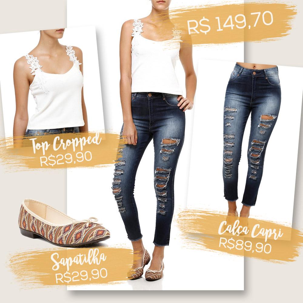 looks para o natal lojas pompeia com jeans