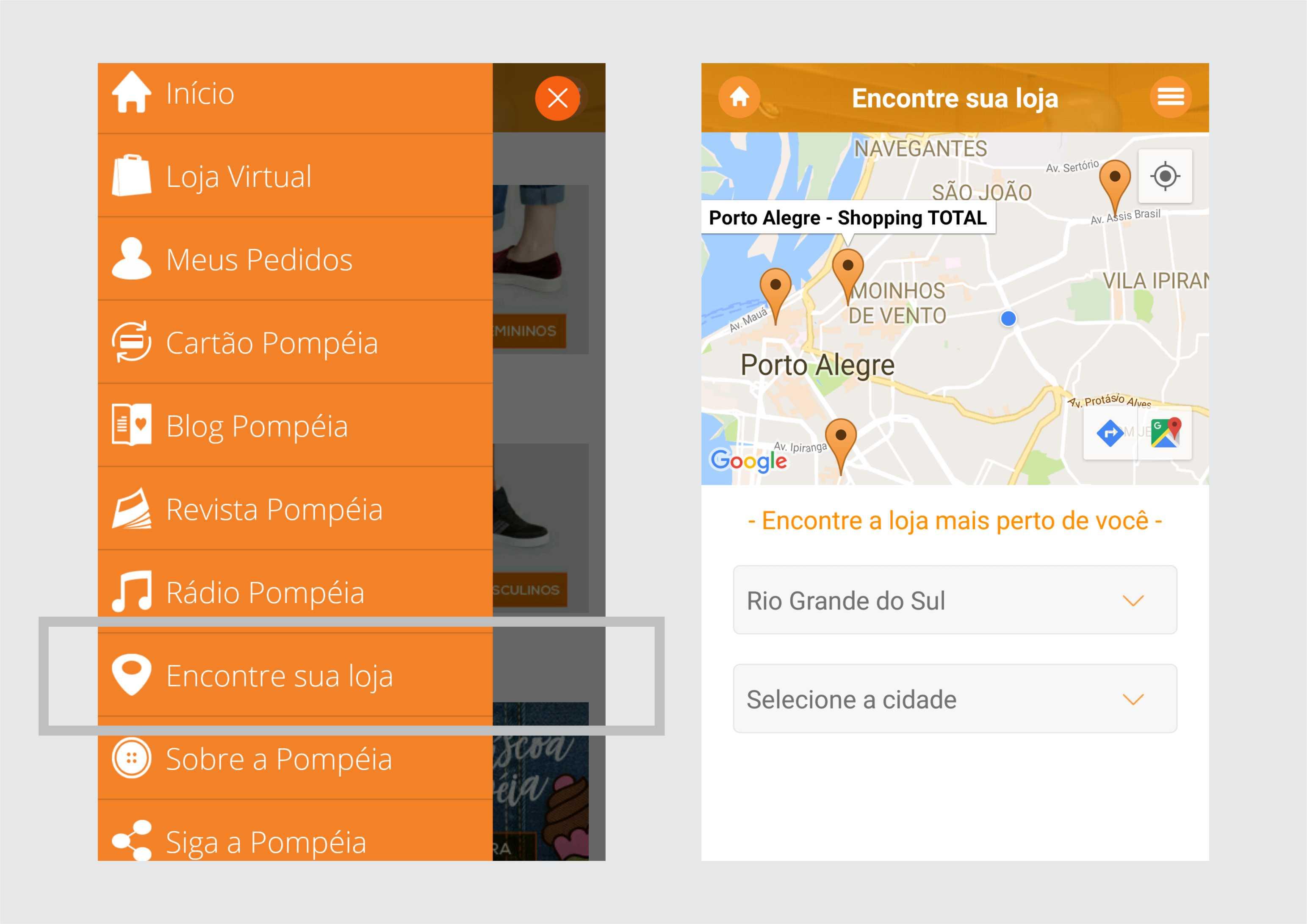 0bdfbe8e9d5 6 vantagens de ter o App da Pompéia no seu celular