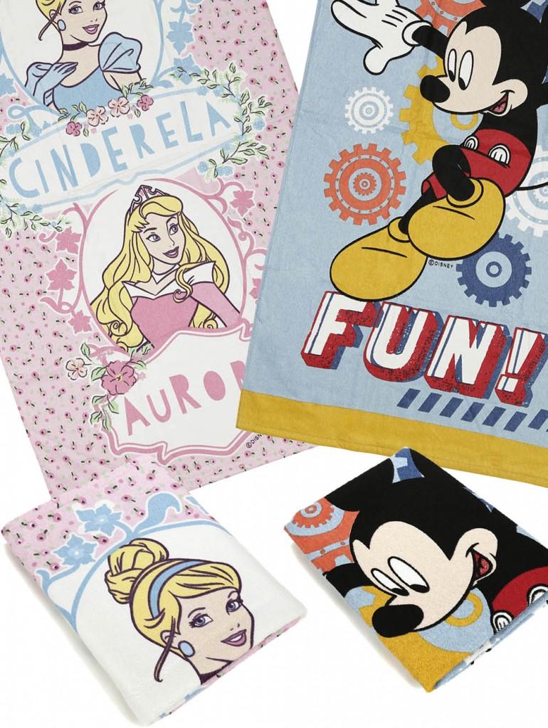 Toalhas personagens da Disney, Lojas Pompéia
