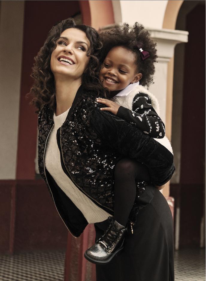 Peça tendência para o dia das mães - Lojas Pompéia