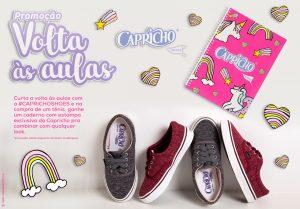 Promoção Capricho Shoes
