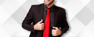 gravatas masculinas lojas pompéia