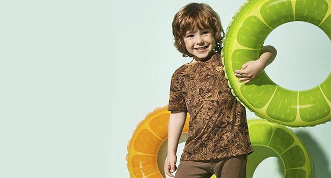 Mini Looks: Camisetas para meninos - Lojas Pompéia