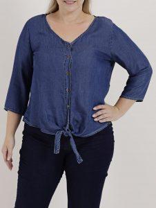 Camisas Jeans - Lojas Pompéia