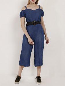 All jeans peça única - Lojas Pompéia