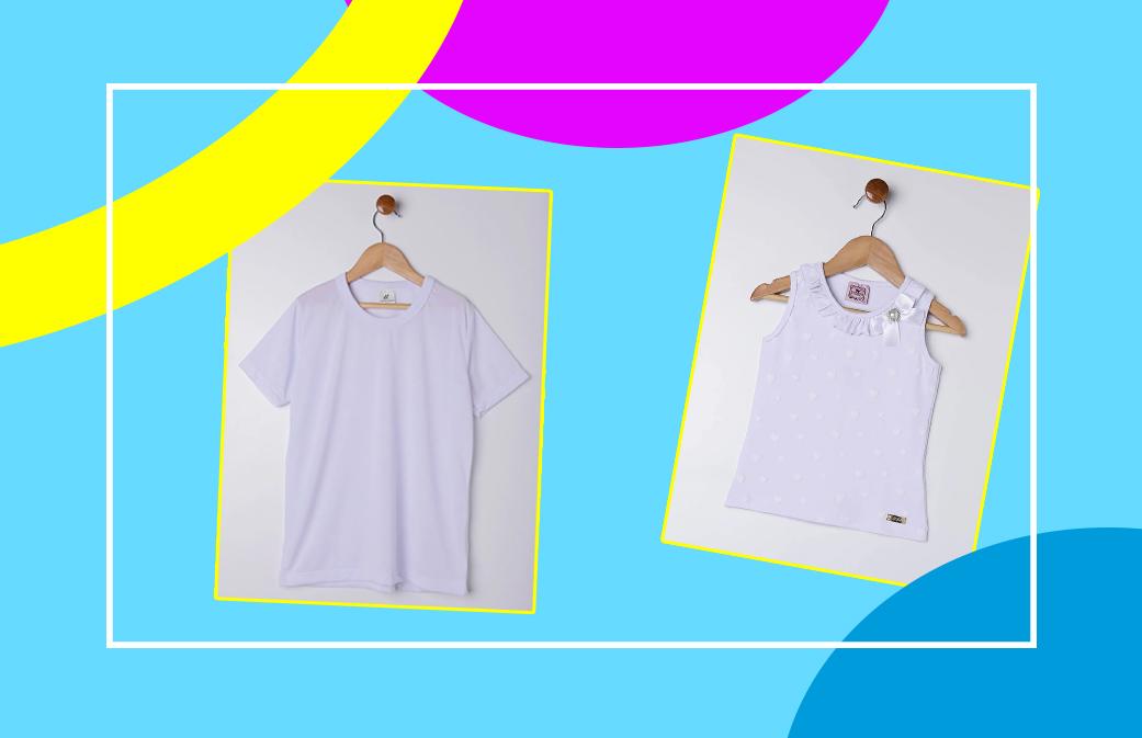 camisetas e blusas para férias - lojas pompéia