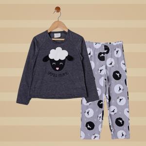 pijamas moda infantil - lojas pompéia em casa