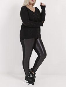 Plus Size All Black - Lojas Pompéia
