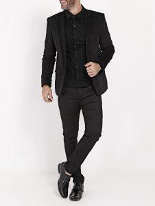 Look All Black Masculino - Lojas Pompéia