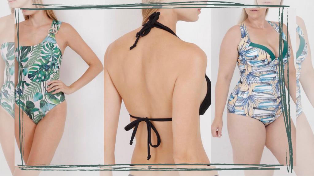 moda praia para todas - Lojas Pompéia