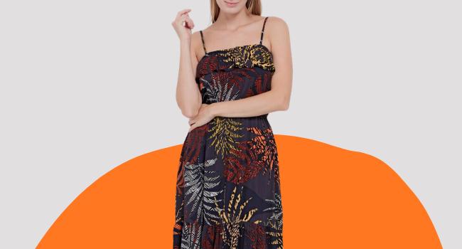 vestido outono